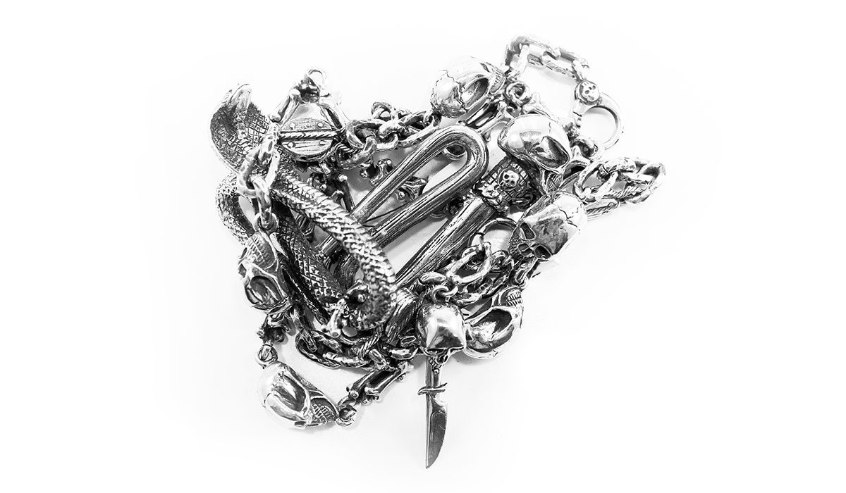 BillyBones linea Accessori