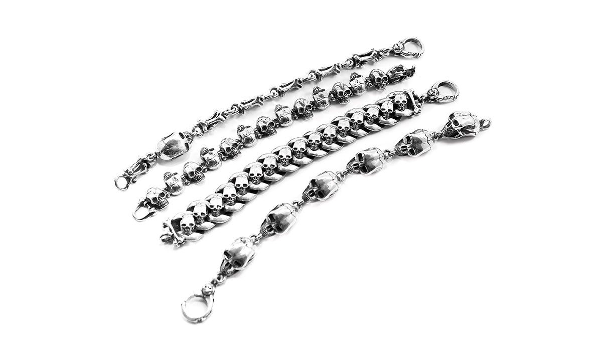 Billy Bones linea bracciali